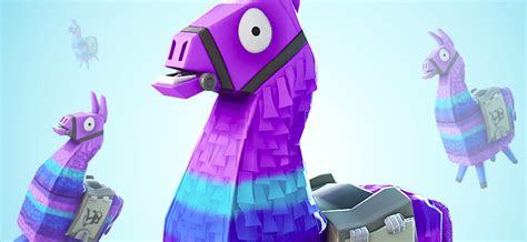 fortnite loot llama update    limited time