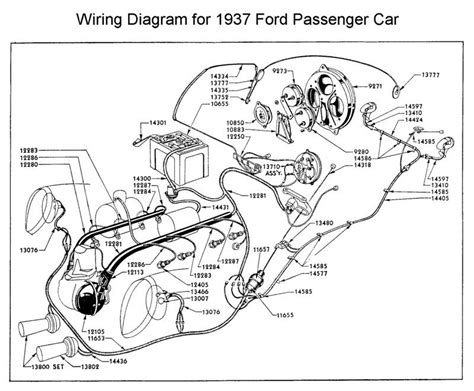 wiring diagram   ford wiring pinterest ford