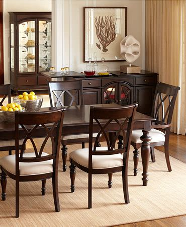 Macys Dining Room Table And Chairs by Bradford Dining Room Furniture Furniture Macy S