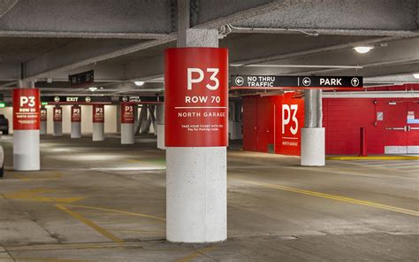 Garage Parks Mall by Where Do We Go Now Exploring The Wonders Of Wayfinding Design