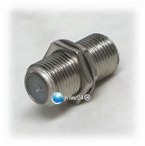 F Stecker Kupplung : buchse f r f stecker verbinder kupplung verl ngerung adapter sat systeme 10010199 ~ Yasmunasinghe.com Haus und Dekorationen