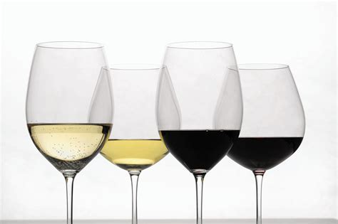wine types glassware food glass shattering need