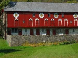 pennsylvania dutch barn stars With amish barns pa