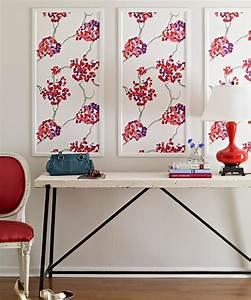 Genius diy uses for leftover wallpaper scraps mom me