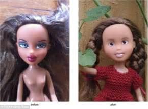 Bratz Dolls Given A 'makeunder' By Mother