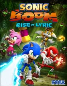 sonic boom rise  lyric