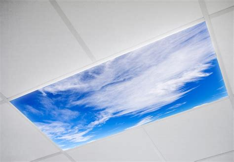 cloud ceiling light covers and cloud fluorescent light