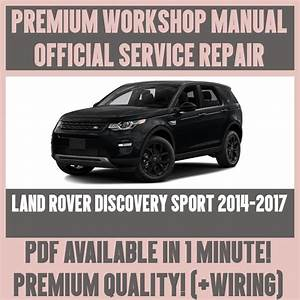 Workshop Manual Service  U0026 Repair Guide For Land Rover