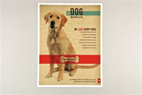 Friendly Dog Walking Flyer Template  Inkd. Free Work Order Template. Wedding Card Design Online. Equipment Bill Of Sale Template. Old Time Newspaper Template. Tufts University Graduate Programs. Free Door Hangers Template. Stained Glass Windows Template. Good Babysitting Invoice Template Free