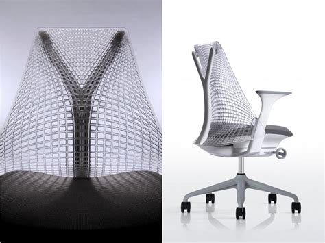 herman miller unveils new sayl eco office chair