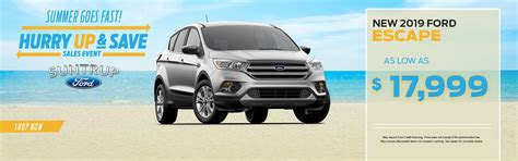 Suntrup Ford by Ford Dealer In Louis Mo Used Cars Louis