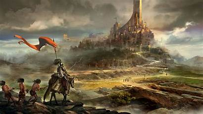 Medieval Wallpapers Castle Battle