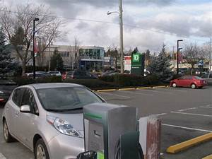 Charge Your EV AT TD Canada Trust