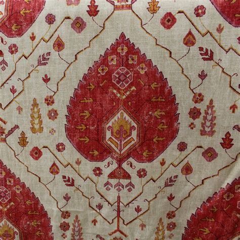 Aubusson Upholstery Fabric by Drapery Fabric