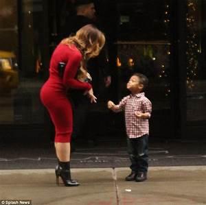 50 Cent's ex-girlfriend Daphne Joy looks curvy in red ...