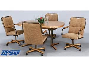 chromcraft dining room chair bucket wood c190 erickson