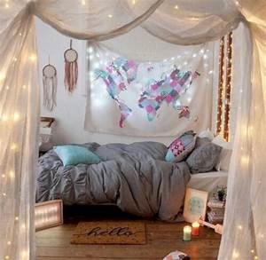 63 cozy bohemian teenage girls bedroom ideas round decor for Bohemian girls bedroom