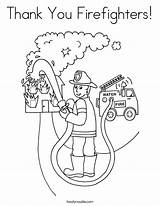 Coloring Pages Thank Fire Firefighters Printable Fireman Firefighter Preschool Printables Cards Sheets Activities Colors Fighters Safety Colouring Fighter Children Woman sketch template