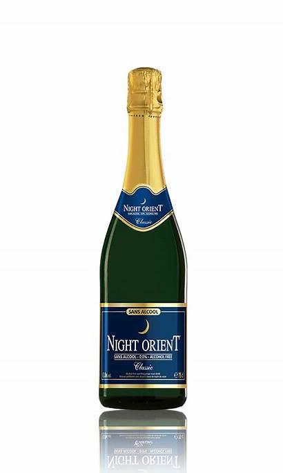 Orient Night Classic Drink Bubbles Fine