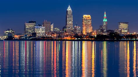cleveland cityscape   wallpapers hd wallpapers id