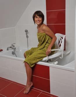 identites fauteuil de bain pivotant