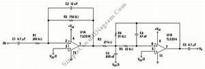 True Subwoofer Circuit  U2013 Simple Circuit Diagram