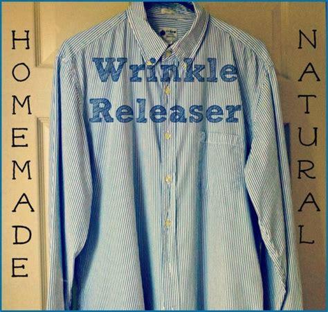 homemade wrinkle releaser  diy natural wrinkle release spray