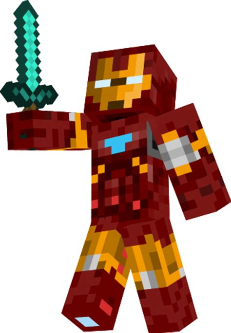 iron man nova skin