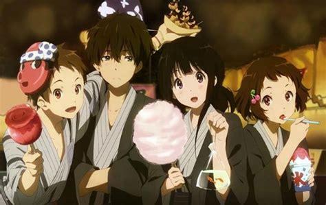 anime like hyouka with more romance 6 anime like hyouka recommendations