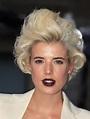 Women Hairstyle: Celebrity Agyness Deyn Messy Hairstyle ...