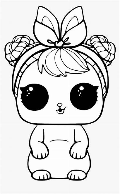 Coloring Pages Omg Dolls Colouring Swirl Cookie