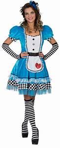 Alice Im Wunderland Kleidung : alice im wunderland kost m damen alice kleid herz m rchen kost m damen kost m ebay ~ Frokenaadalensverden.com Haus und Dekorationen