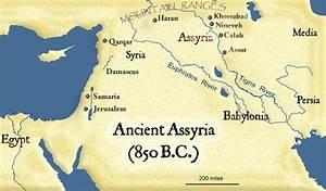 Ancient World History: Ancient Assyria