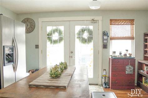 diy sliding door eclectic vintage modern farmhouse kitchen diy
