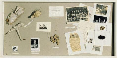 boltanski vitrine de reference fiche d analyse r 233 serve de christian boltanski