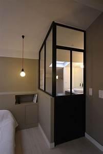 salle de bain sous combles home pinterest combles With salle de bain dans chambre sous comble