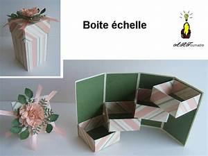 Boite Cartonnage Tuto Gratuit : modele boite scrap ~ Louise-bijoux.com Idées de Décoration