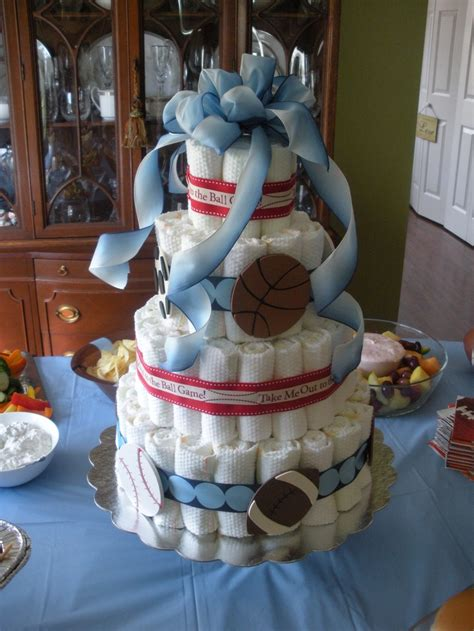 forest friendscamping baby shower ideas