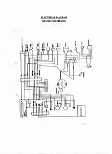 Does Anyone Have A Wiring Diagram   Qpod 50 Fun Tech