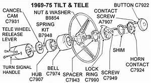 1966 Ford Bronco Steering Column Diagram