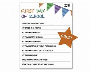 documenting childhood school photo interview miss freddy With first day of school sign template