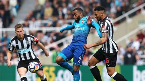 Newcastle 2 - 1 Arsenal - Match Report & Highlights