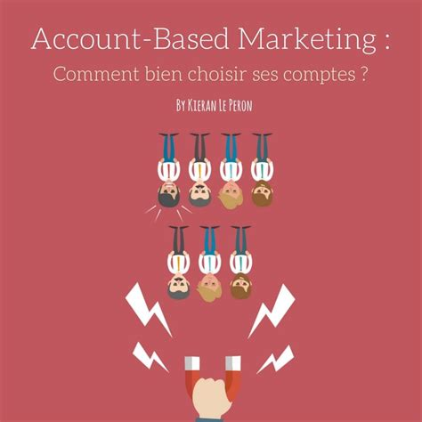 comment bien choisir four account based marketing comment bien choisir ses comptes