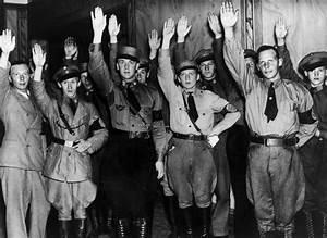 Nazismen i sverige under andra världskriget