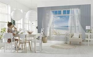 tapeten fur kuche und esszimmer bei hornbach With markise balkon mit tapeten für küche bilder