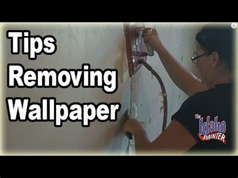 remove wallpaper tips removing wallpaper