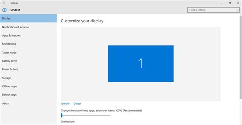 dpi reduce the font size windows 10 user