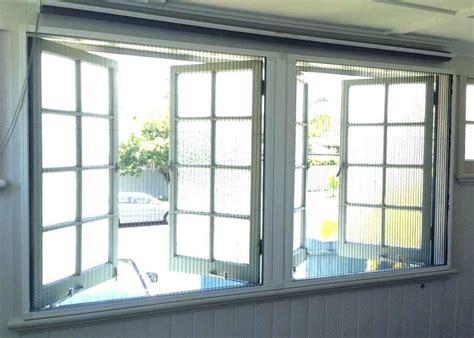 casement window screens provide  superior