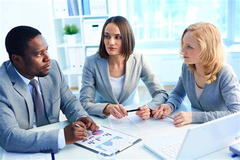 diverse business meeting take harassment claims seriously or pay the price in