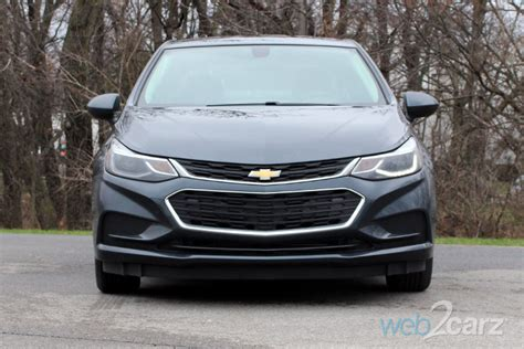 chevrolet cruze diesel review webcarz